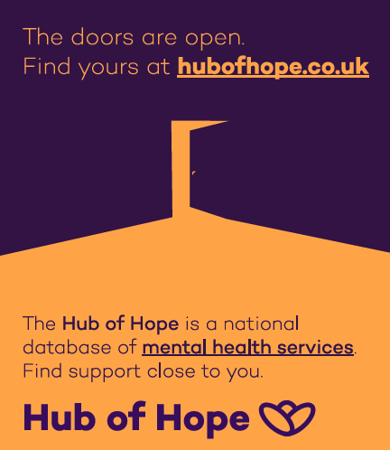 Hub of Hope Celebrates Six Months with Christmas Poster Campaign