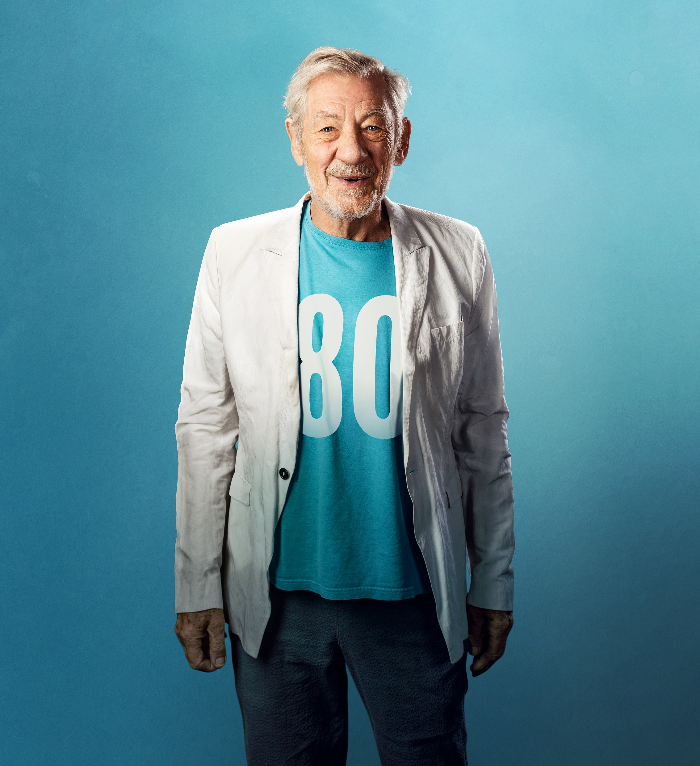 Ambassador Theatre Group presents IAN MCKELLEN ON STAGE Tolkien, Shakespeare, others …and you!