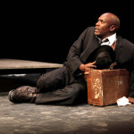 The Suitcase to close UK tour at the Playhouse