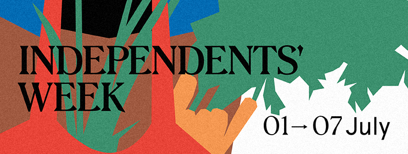Independents' Week Facebook Cover