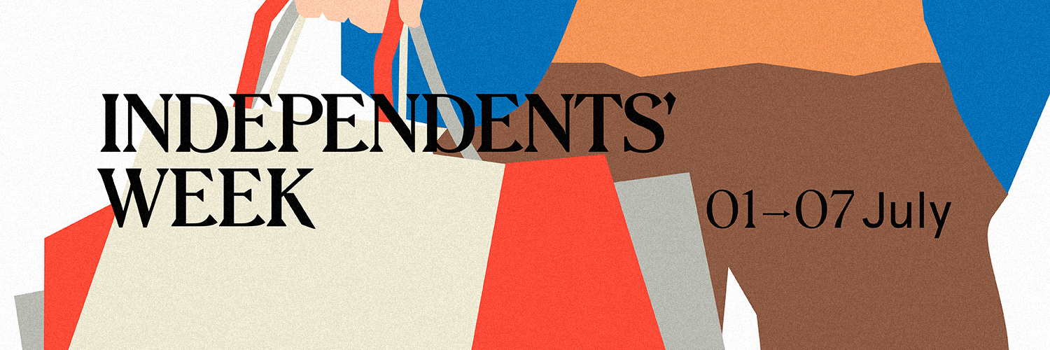 Independents' Week Twitter Header
