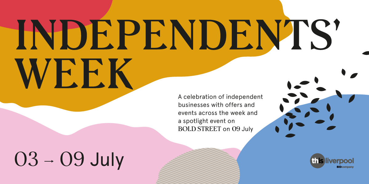 Independents Week web