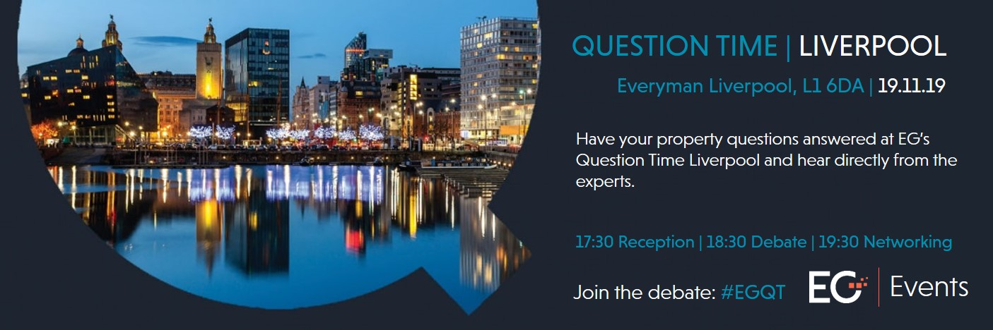 Join the debate at Question Time Liverpool