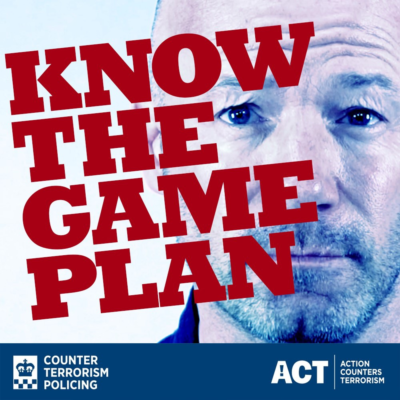 UK Protect - Act Summer Security - Know the game plan