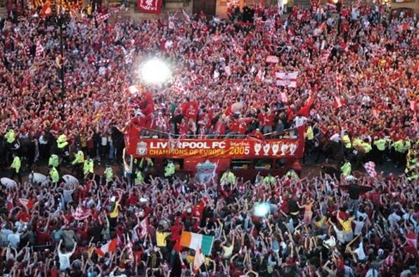 Plans for potential LFC victory parades have been revealed