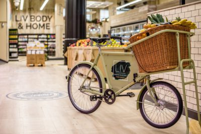 LIV is helping Liverpool 'Wake Up To Organic' Free Breakfasts