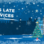 Christmas 2018 Late Night Buses and Trains Services