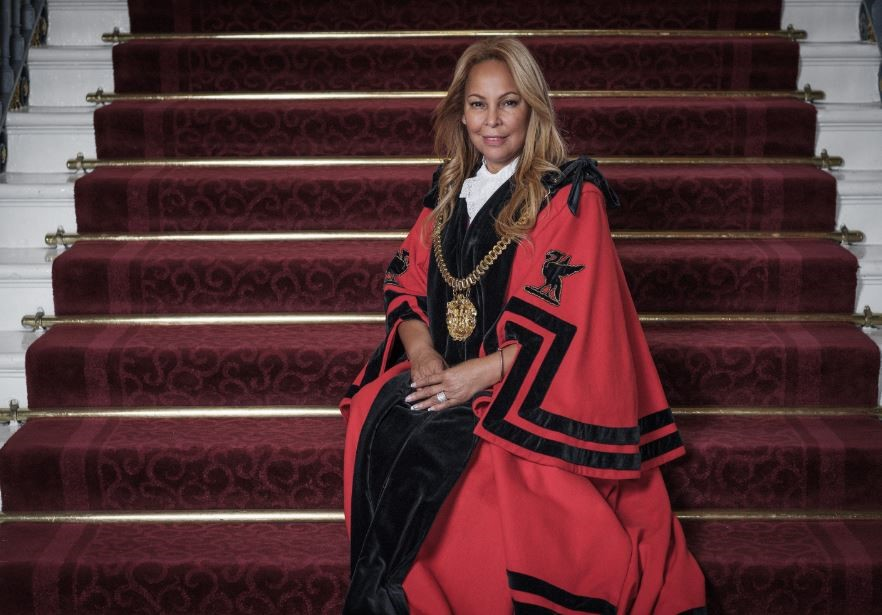 Liverpool's Lord Mayor to make history - again!