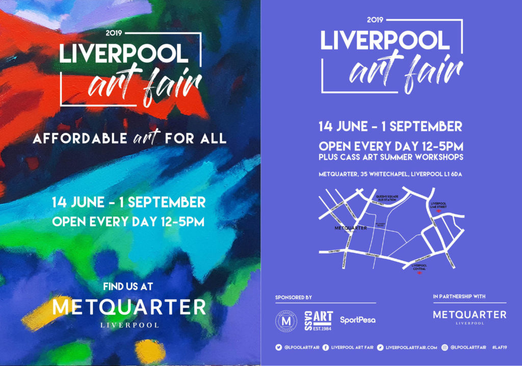 Liverpool Art Fair unveils 100+ local artists for this years' annual art exhibition