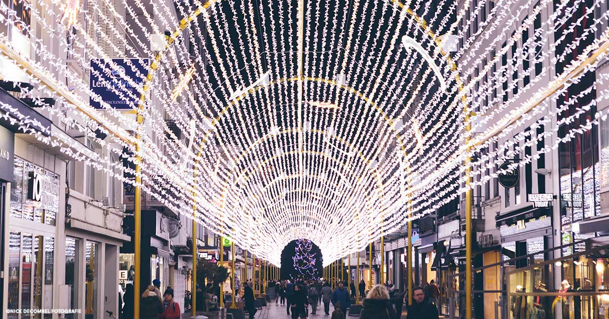 Liverpool BID Christmas - Liverpool Light Spectacular