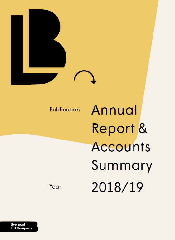 Liverpool BID Company Annual Report 2018-2019