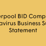 08/07/2020 – Liverpool BID Company Coronavirus Business Support Statement