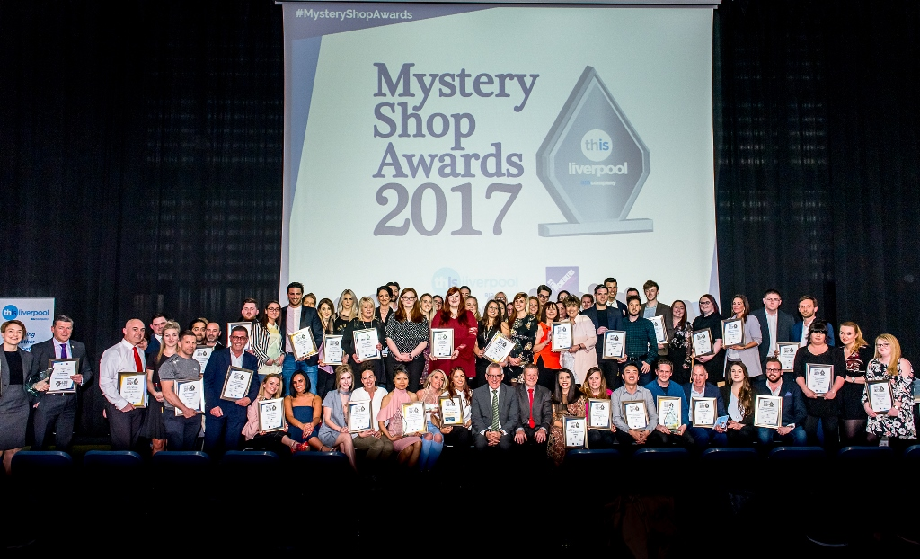 Liverpool BID Company - Mystery Shop 2017 - Group picture