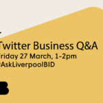 Twitter Business Q&A – Friday 27 March, 1-2pm