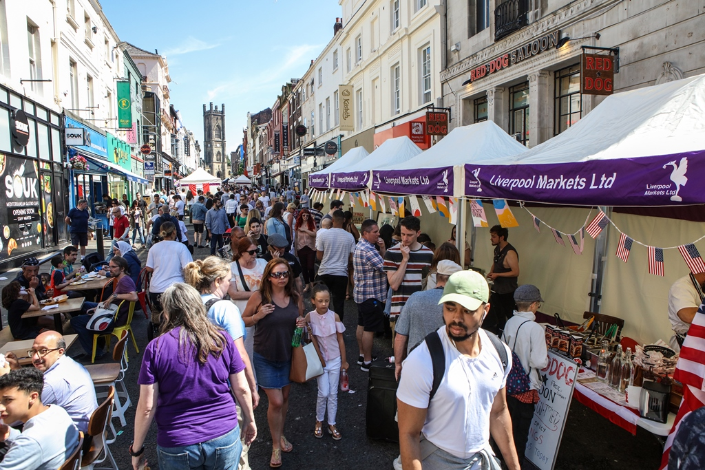 Liverpool BID Company brings Celebrating Bold Street to Liverpool July 9 - part of Independents' Week - (6)