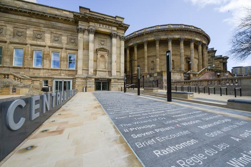 Liverpool Central Library to reopen