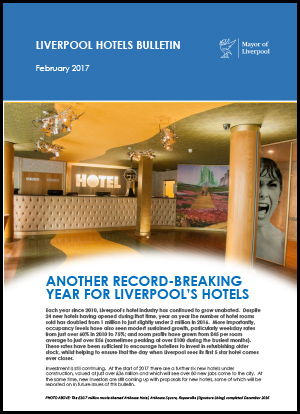 Liverpool Hotels Bulletin - Feb 2017