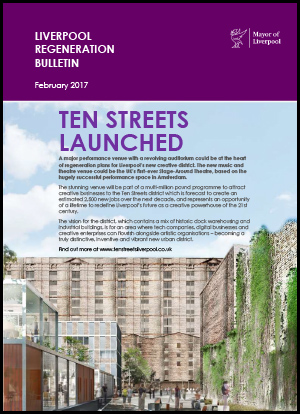 Liverpool Regeneration Bulletin - Feb 2017