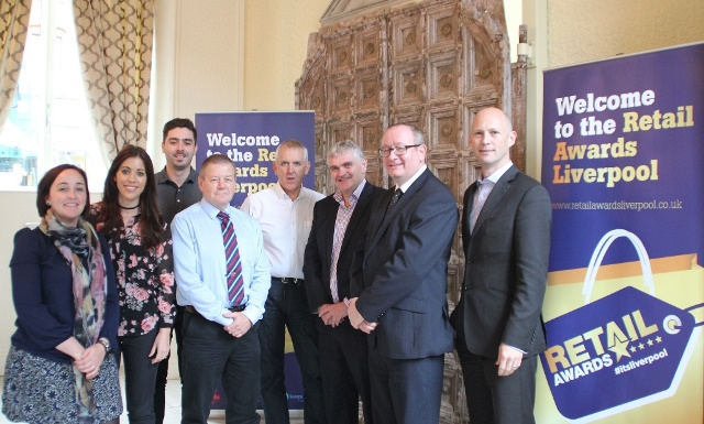 Judges unveiled for Liverpool Retail Awards 2017