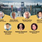 Liverpool Visitor Economy Panel – 14 May, 12-1pm