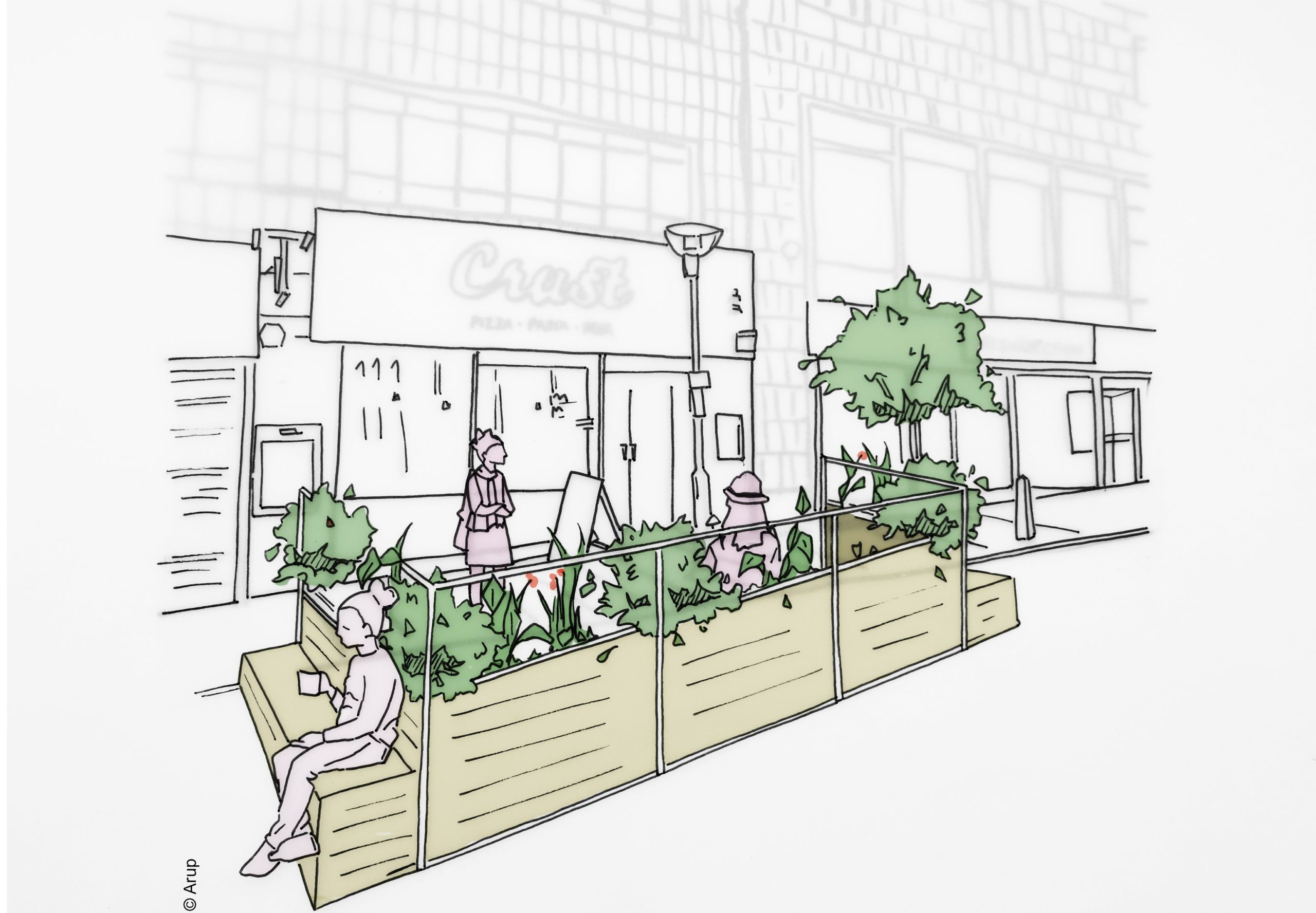 Liverpool Without Walls pilot scheme to help restaurants reimagine outdoor eating