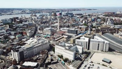 Liverpool to create new public realm strategy