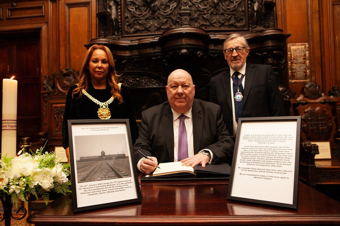 Liverpool to remember victims of genocide on Holocaust Memorial Day