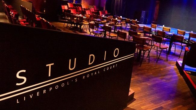 Liverpool's Royal Court Studio