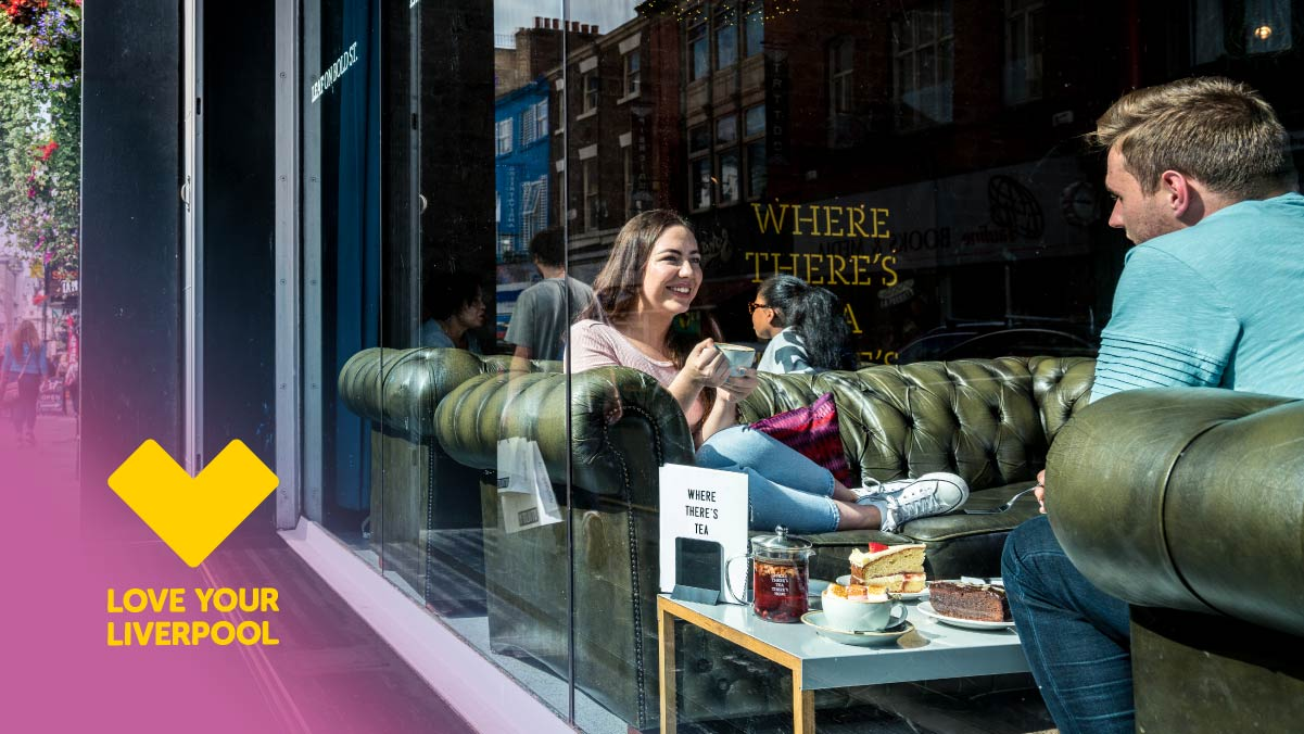 Love Your Liverpool Kickstarts Tourism Recovery