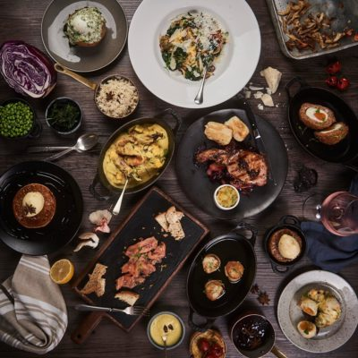 Get 25% off your food from the A La Carte menu at Marco Pierre White Steakhouse
