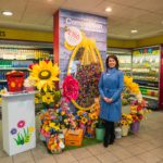 Giant egg launches Merseyrail's Easter competition