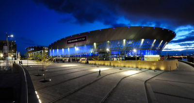 M&s bank arena launches in Liverpool