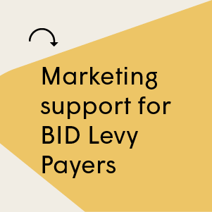 Marketing support for BID Levy Payer