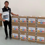 Medicash donate £100,000 of vital PPE to the NHS and local care homes