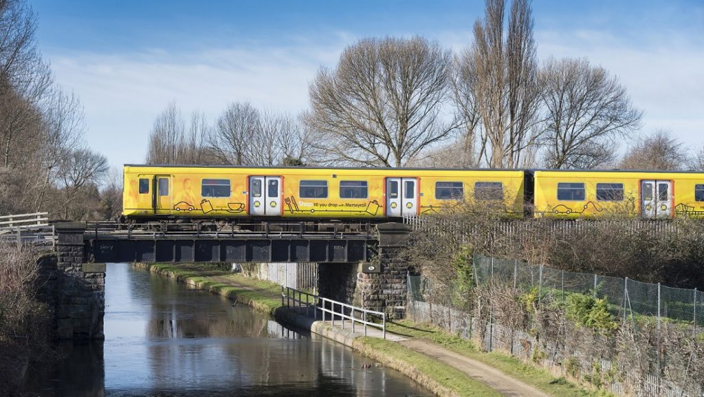 Merseyrail amends services in response to COVID-19 pandemic