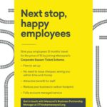 Merseyrail Corporate Season Ticket Scheme