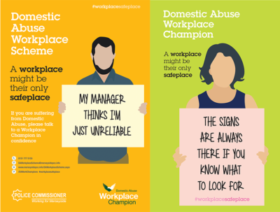 Merseyside Domestic Abuse Workplace Champion