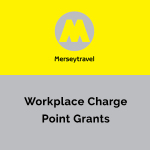 ​Workplace Charge Point Grants with Merseytravel