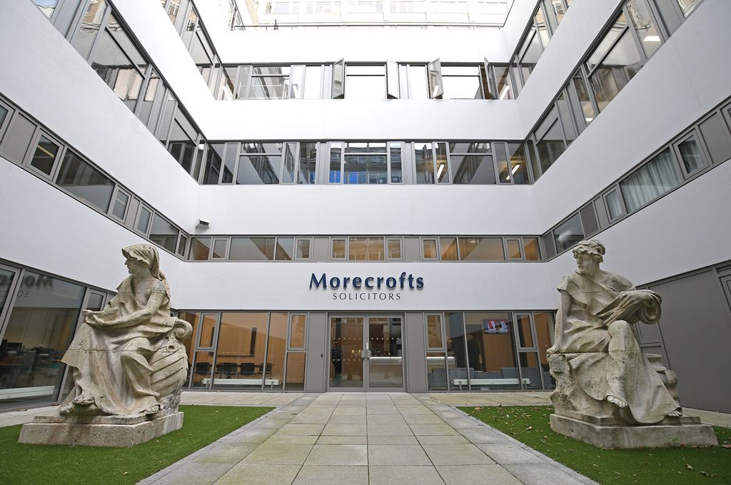 Morecrofts continues proud development of young lawyers