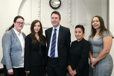 Morecrofts boosts employment team with trio of appointments