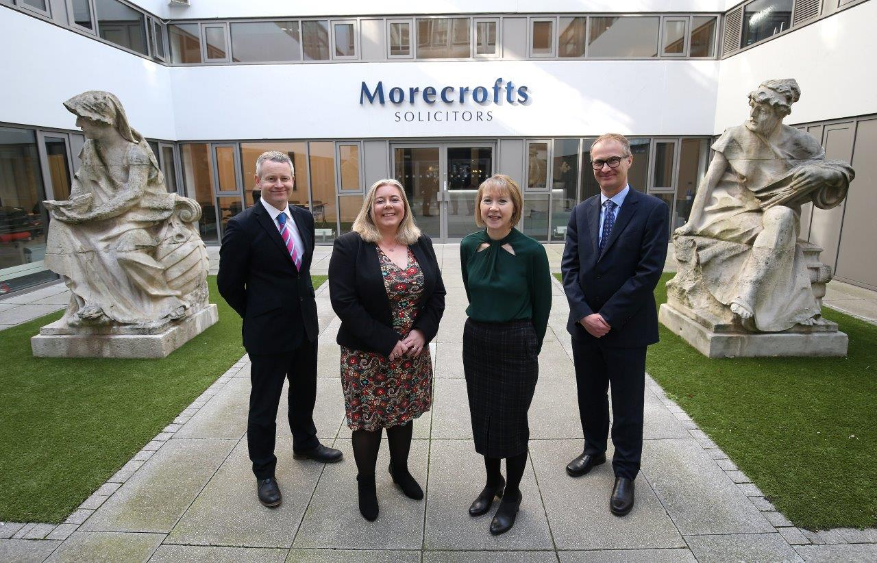 D Fisher And Co Solicitors Morecrofts secu...