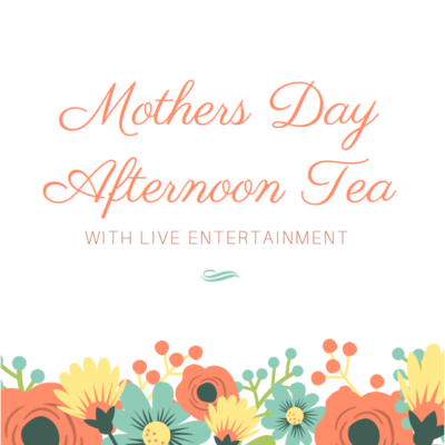 Mother's Day Afternoon Tea at Mercure Atlantic Tower Hotel