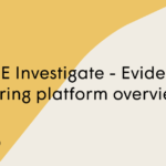 Overview of Merseyside Police's NICE Investigate – evidence sharing platform