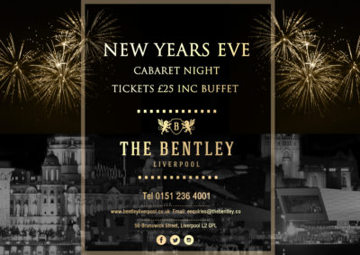 New Years Eve at The Bentley