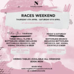 Enjoy Aintree Races weekend at Neighbourhood Liverpool