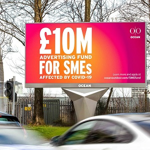Ocean Outdoor Free Advertising for SMEs