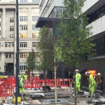 City centre upgrade entering final phase