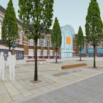 Shopping area to be improved