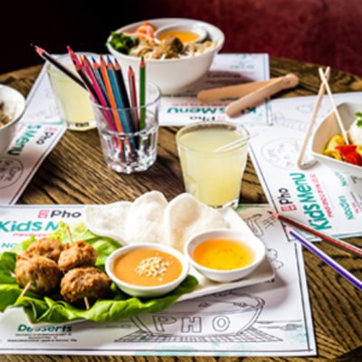Kids Meal & A Drink For £5.50