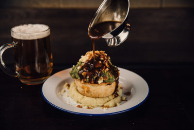 Pieminister's Mothership is landing in Liverpool